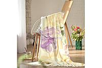 Покрывало-плед Alisa Flora pastel 150х200, фото 1