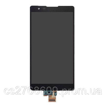 "LCD LG K4 2017, M160 + Touchscreen (black) ""Original"""