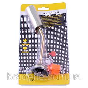 Автоматичний газовий пальник під балон 6003