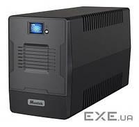ИБП Mustek Powermust 1500VA Line Int (1500-LCD-LIS-T30)