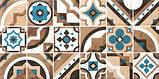 Плитка облицовочная Бирюзовая Керамин Дюна, фото 5