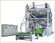 Обладнання для переробки полімерних матеріалів