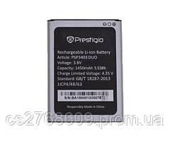 Батарея / Акумулятор 100% Original Prestigio PAP3403, PSP3403