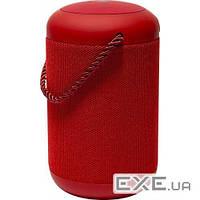 Портативная колонка NOMI Barrel BT 524 Red (369236)