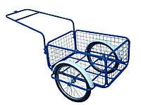 Тележка Велосипедная Велоприцеп Візок Велосипедний Рикша Велорикша