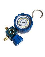 Коллектор заправочный 1-вентильный VMG1-S-L Value со смотровым стеклом низкое давление