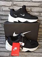 Мужские кроссовки Nike AIR Tekno. Фирменные демисезонные беговые кроссовки., фото 1