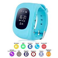 Детские смарт-часы с GPS Blue