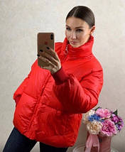 Модная дутая куртка, фото 2