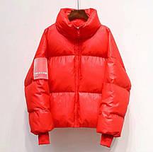 Модная дутая куртка, фото 3
