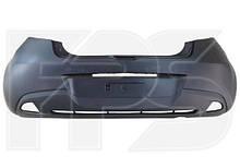 Бампер задний Mazda 2 2007-2011 гв. ( Мазда 2 )