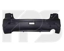 Бампер задній Mitsubishi Asx до 2013 гв. ( Мітсубісі Асикс )
