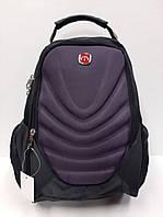 Городской рюкзак  в стиле Swissgear с USB-портом . 15 л . Размер 41 х 29 см.  см.