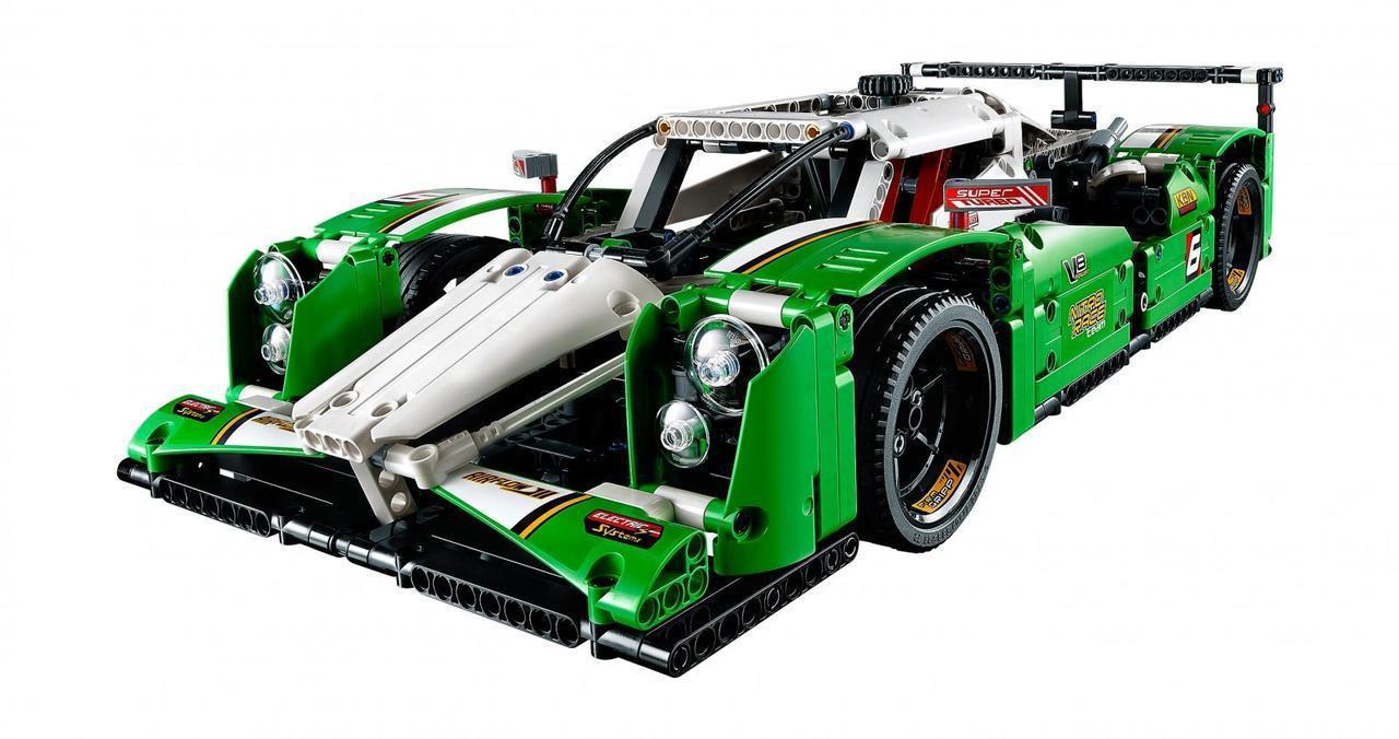 Конструктор Lepin Technicain 20003 Гоночный автомобиль 1249 деталей