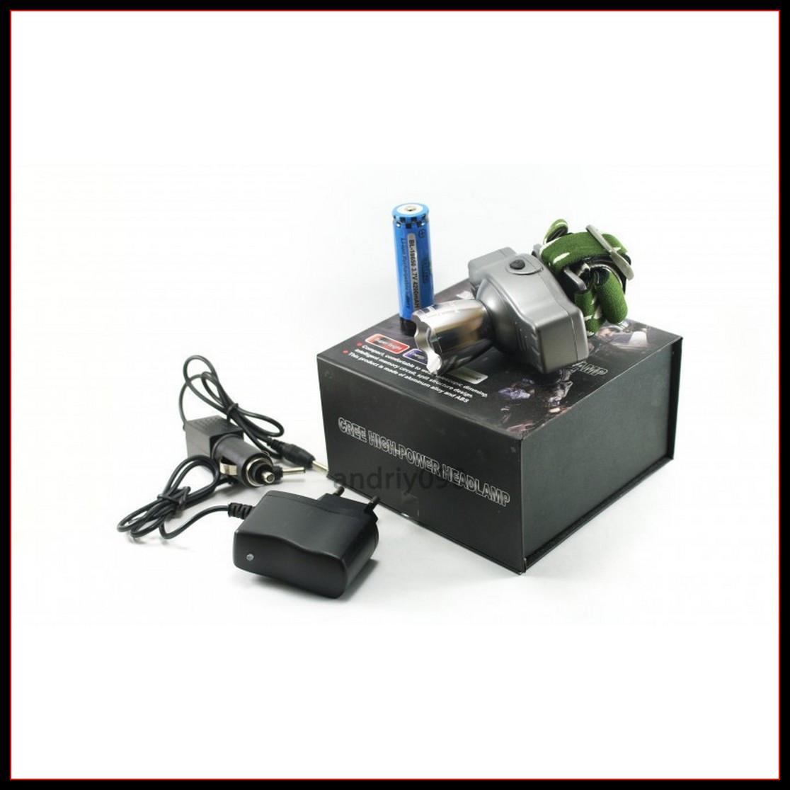 Налобный фонарик POLICE BL-008 6000W