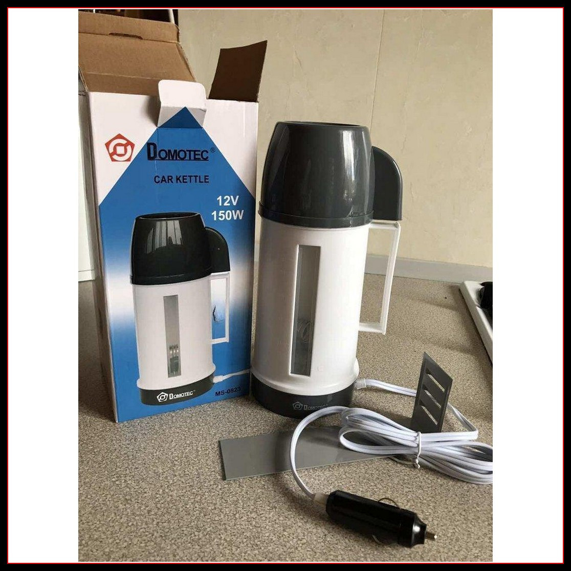 Автомобильный чайник MS 401 12 V от прикуривателя 150W
