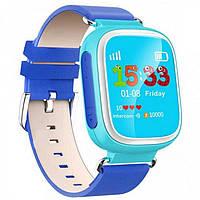 Детские смарт-часы с GPS 5 blue