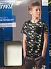 Детская спортивная футболка Crivit Германия размер рост 134-140
