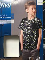 Детская спортивная футболка Crivit Германия размер рост 134-140, фото 1