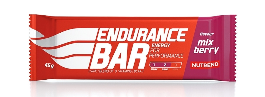 Nutrend Endurance Bar 45g
