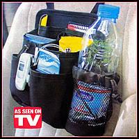 Компактный автомобильный карман, органайзер сумка