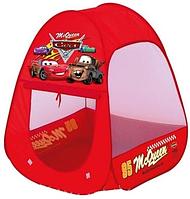 Игровая детская палатка Тачки
