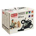 Пылесос без мешка ROTEX RVC-18-E-NEW, фото 6