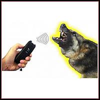 Мощный отпугиватель собак ultrasonic dog chaser zf-851