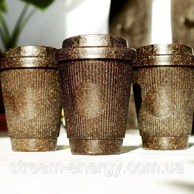 стрим-энерджи стаканчики из кофе