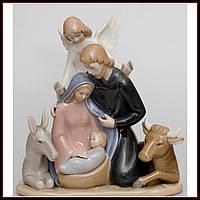 Фарфоровая статуэтка Рождество Христово Pavone