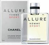 Chanel Allure Homme Sport туалетная вода 150 ml. (Шанель Аллюр Хом Спорт), фото 1