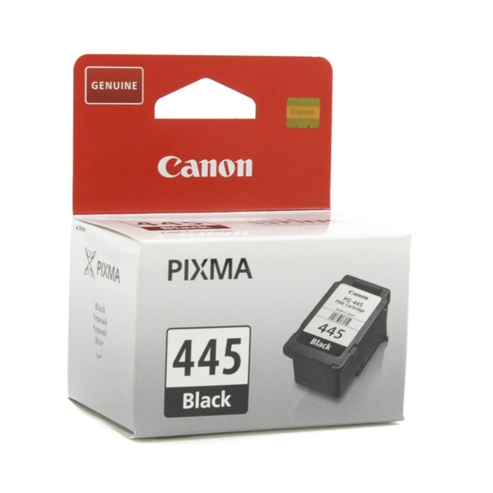 Картридж CANON (PG-445) PIXMA MG2440/2540 Black (8283B001)