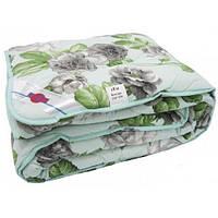 Одеяло закрытое овечья шерсть (Поликоттон) Двуспальное Евро T-51068