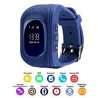 Детские смарт-часы с GPS dark-blue