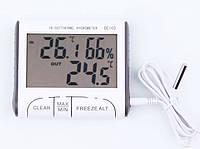 Гигрометр термометр c выносным датчиком DC-103 (видео описание), фото 1