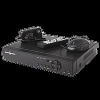 Видеорегистратор для гибридных, AHD и IP камер GREEN VISION GV-A-S 030/04 1080P
