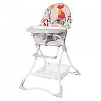 Детский стульчик для кормления TILLY Buddy T-633 Pink Fox