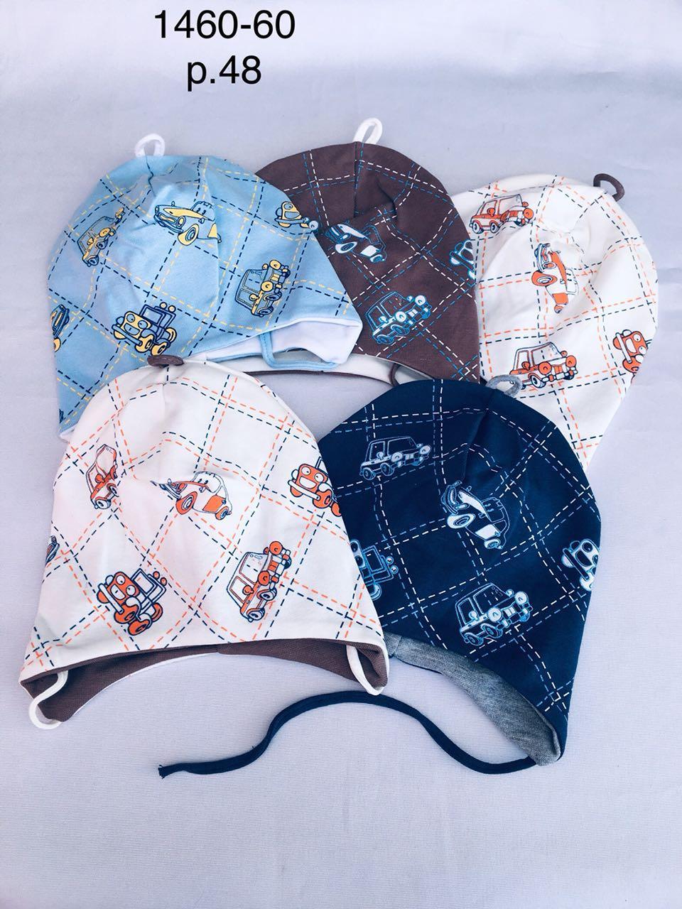 Детская шапка оптом оптом для мальчика р.48 Польша