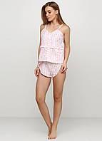 Пижама Zhmurchenko Brand хлопковая с шортами S-L 00736