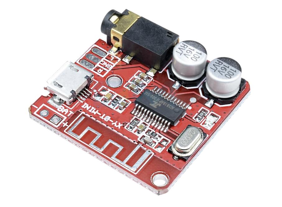 Плата MP3 Bluetooth 4.1 стерео плеер декодер