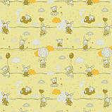 Постельное белье для малышей в кроватку Зайчата, фото 3