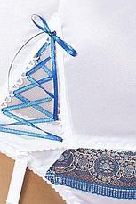 ELENI CORSET white 6XL/7XL - Passion, фото 2