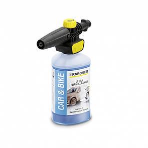 Пенная насадка Karcher FJ 10c + Ultra Foam Cleaner 1 л