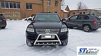 Кенгурятник Renault Scenic II (03-09) защита переднего бампера кенгурятники на для Рено Сценик Renault Scenic II (03-09) d51х1,6мм