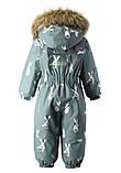 Зимний комбинезон для девочки Reimatec Louna 510300.9-8571. Размеры 74 - 98., фото 2