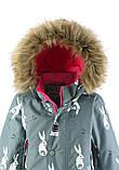 Зимний комбинезон для девочки Reimatec Louna 510300.9-8571. Размеры 74 - 98., фото 4