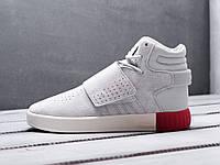 Мужские кроссовки Adidas Tubular Invader Strap Gray