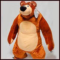 Детская игрушка мишка с мультфильма Маша и медведь 40 см
