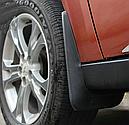 Брызговики MGC Mitsubishi Outlander Мицубиси Аутлендер 2012-2014 гв комплект 4 шт MZ314664, 5370B627, 5370B628, фото 5