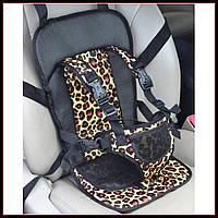 Автомобильное кресло для детей Multi Function Car Cushion Желтое